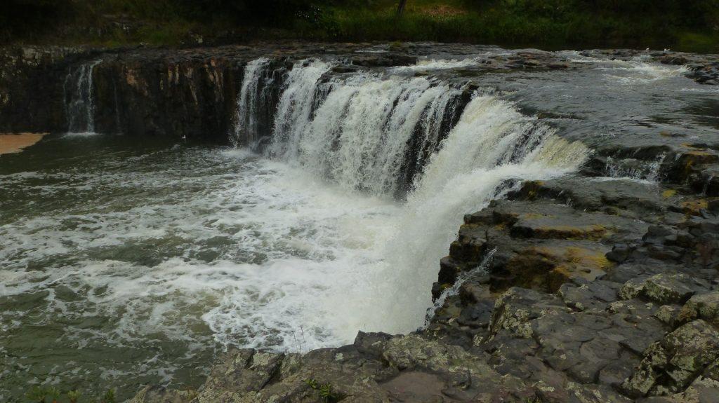 Haruru Waterfall
